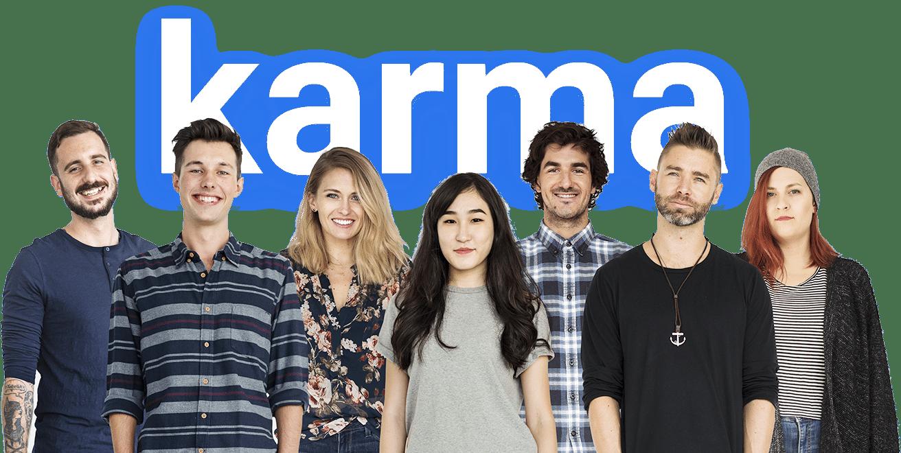 karma people