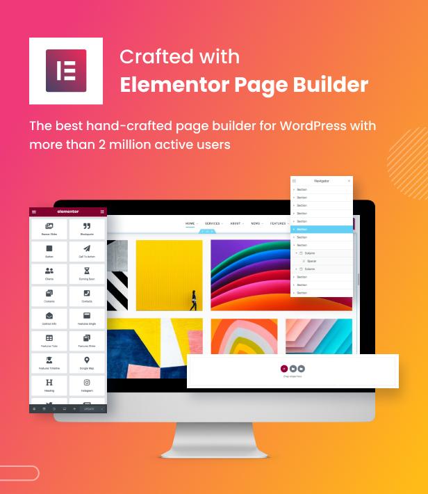 Colo - Printing Services WordPress Theme - 2